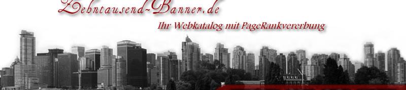 Zehntausend-Banner.de | viel Werbung - wenig Preis
